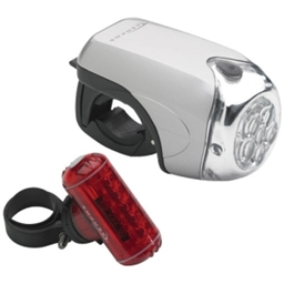 Serfas CP-1000 Headlight and Taillight Combo