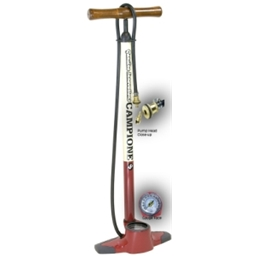 Genuine Innovations Campione Floor Pump