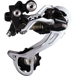 Shimano XT M772-GS 9-Speed Medium Cage Top Normal Shadow Rear Derailleur