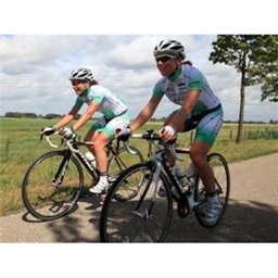 Tacx Training with Marianne Vos