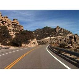 Tacx Real Life Video: Arizona Climbs