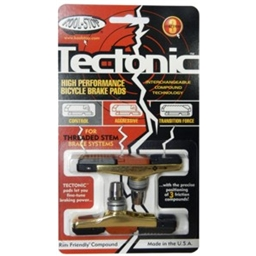Kool-Stop Tectonic Cartridge Brake Shoes Multi-Compound