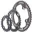 RaceFace Turbine Ringset 104x64 bcd 22/32/44 Black