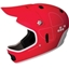 POC Cortex Flow Helmet: Red; MD/LG