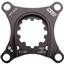 North Shore Billet 64/104bcd 2x10 Spider for SRAM X9 BB30 Cranks Black
