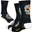 DeFeet Aireator Sugarskull Sock: Black