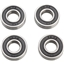 Burley Trailer Wheel Bearings: Set of 4