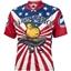 World Jerseys Women's U.S. Biker Chick Cycling Jersey