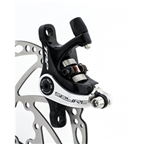 TRP Spyre Alloy Mech Disc Brake Black 160mm Rotor
