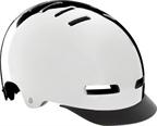 Lazer Street Plus DLX Helmet: Chrome LG