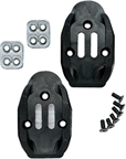 Sidi Shoe Replacement N14 SPD Sole Adaptor Plates: Fits Genius and Original