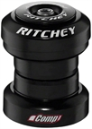 "Ritchey Logic 1-1/8"" Threadless Headset, Black"