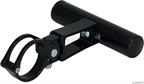 Minoura SGS-400 OS Handlebar Accessory Mount: 27.2-35mm
