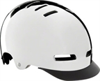 Lazer Street Plus DLX Helmet: Chrome LG