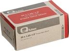 """Q-Tubes 20 x 1.25-1.5"""" 32mm Presta Valve Tube"""
